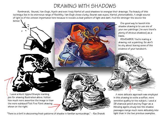 Mini Curso de Pintura Básica- by Charles Sovek Line_05